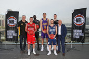 Andrew Gaze and Larry Kestelman Photos Photo