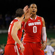 Jared Sullinger and Aaron Craft Photos