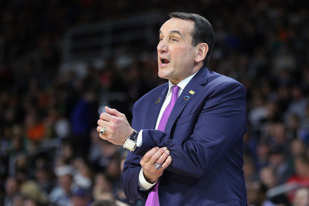 an overview of the duke and krzyzewski on the coaching plans