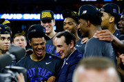 Quinn Cook and Justise Winslow Photos Photo
