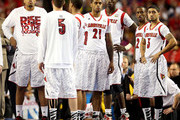 Russ Smith and Chane Behanan Photos Photo
