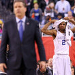 John Calipari Aaron Harrison Photos