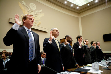 Travis Tygart NFL Commissioner Roger Goodell Testifies On Anti-Doping Measures