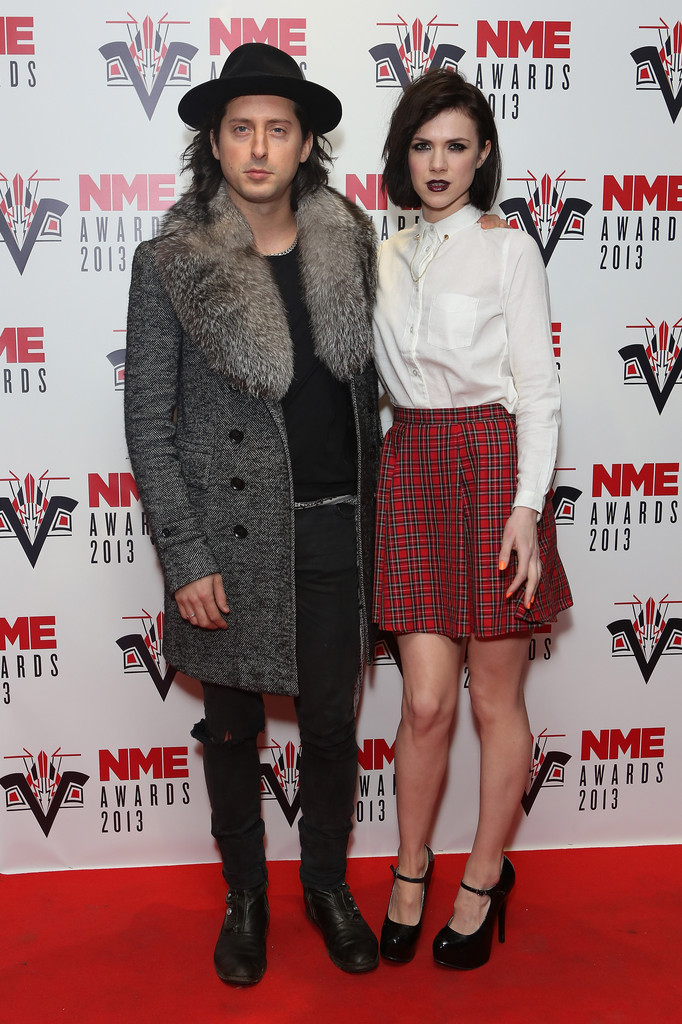 Edie Langley Photos Photos - Red Carpet Arrivals at the NME