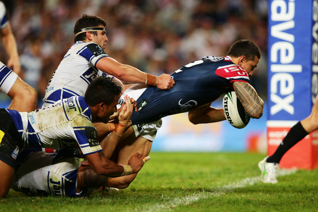sydney roosters vs canterbury bulldogs 2013 dodge - photo#31