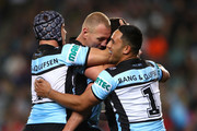 Chad Townsend and Valentine Holmes Photos Photo