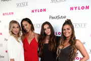 (L-R) Stassi Schroeder, Kristen Doute, Kate Maloney and Brittany Cartwright attend NYLON's Annual Young Hollywood Party at Avenue Los Angeles on May 22, 2018 in Hollywood, California..