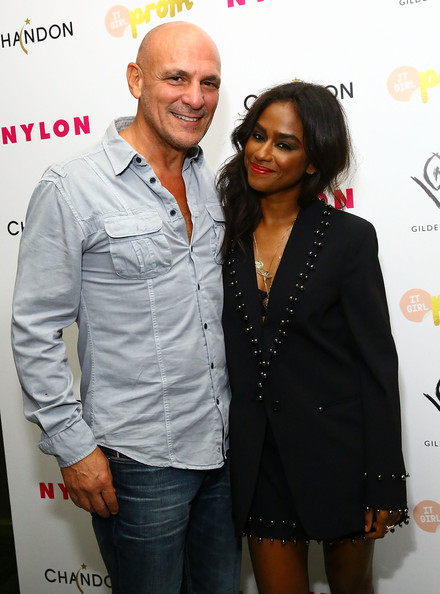 ... NYLON Magazine's IT Girl Party at Gilded Lily on October 6, 2014 in