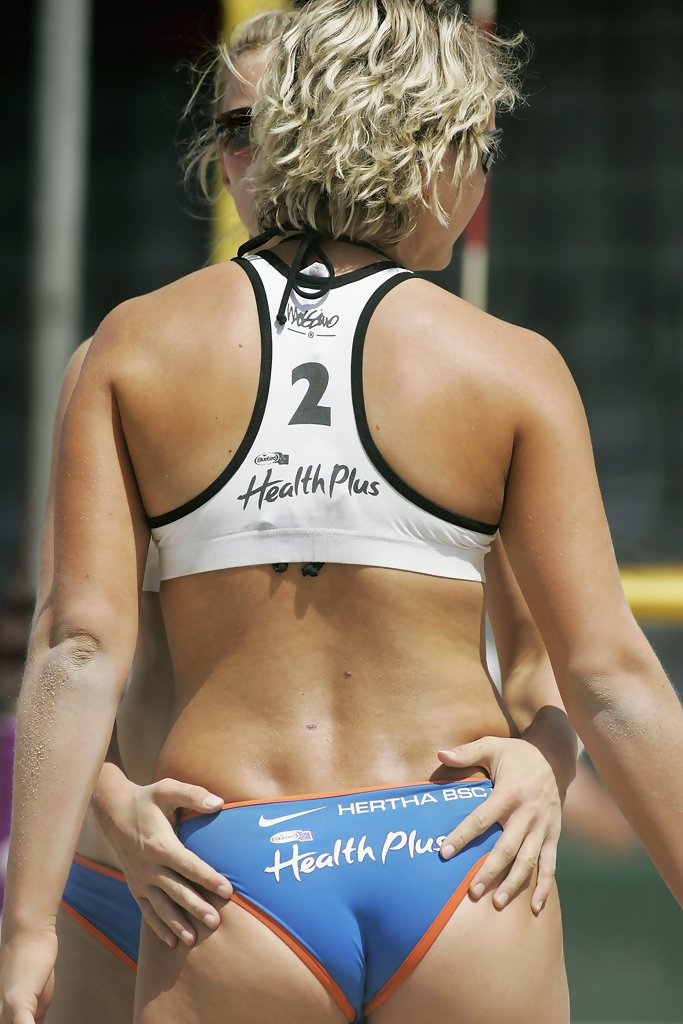 Ludwig Beachvolleyball