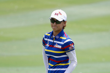 Na Yeon Choi LPGA LOTTE Championship Presented By J Golf - Round One