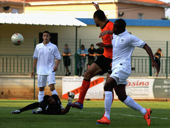 France v Netherlands - Toulon Tournament: 3rd/4th Place Play Off