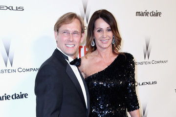 Nadia Comaneci Bart Conner The Weinstein Company and Netflix Golden Globes Party — Part 2