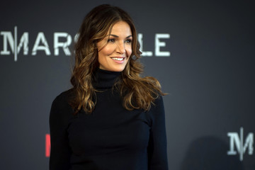 Nadia Fares 'Marseille' Netflix TV Series Wold Premiere at Palais Du Pharo in Marseille