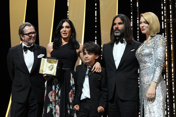 Nadine Labaki Closing Ceremony - The 71st Annual Cannes Film Festival