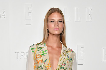Nadine Leopold E!, ELLE & IMG Host NYFW Kickoff Party, a Celebration of Personal Style - Sponsored by TRESEMME - Arrivals
