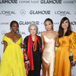 Nadya Okamoto 2019 Glamour Women Of The Year Awards - Backstage