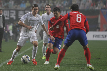 Nam Taehee South Korea v South Korea v New Zealand - International Friendly