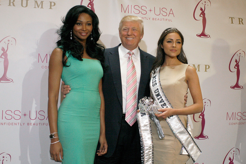 nana meriwether, miss usa (suplente) 2012. Nana+Meriwether+Donald+Trump+Crowns+New+Miss+uhVW6mOW3JDx