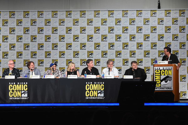 'The Simpsons' Panel at Comic-Con International 2015
