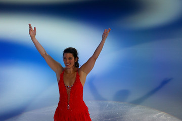 Nancy Kerrigan 'Tribute to American Legends of the Ice' Films in New Jersey