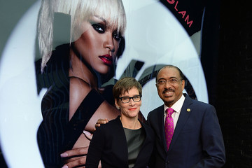 Nancy Mahon MAC Cosmetics Launches Viva Glam Rihanna