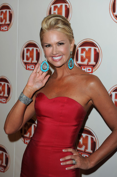 Nancy O'Dell TV personality Nancy O'Dell attends the 15th annual Entertainment Tonight Emmy party presented by Visit California at Vibiana on September 18, 2011 in Los Angeles, California.