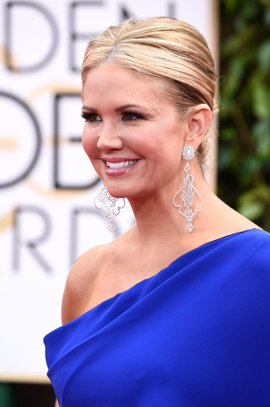 Nancy O'Dell Pictures - Arrivals at the Golden Globe Awards — Part 2 ...