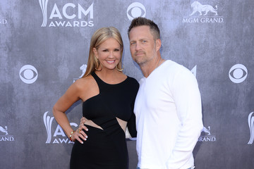 Nancy O'Dell Arrivals at the Academy of Country Music Awards — Part 2