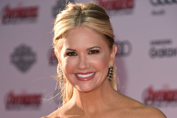 Nancy O'Dell Premiere Of Marvel's 'Avengers: Age Of Ultron' - Arrivals