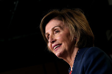 Nancy Pelosi European Best Pictures Of The Day - May 19