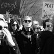 Nancy Shevell March For Our Lives New York City