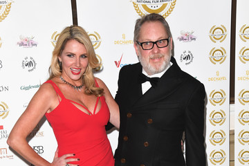Nancy Sorrell National Film Awards UK - Red Carpet Arrivals
