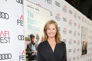 Nancy Travis Los Angeles Premiere Of 'The Kominsky Method' At AFI Fest At TCL Chinese Theater