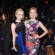 Peyton List and Kelly Rutherford