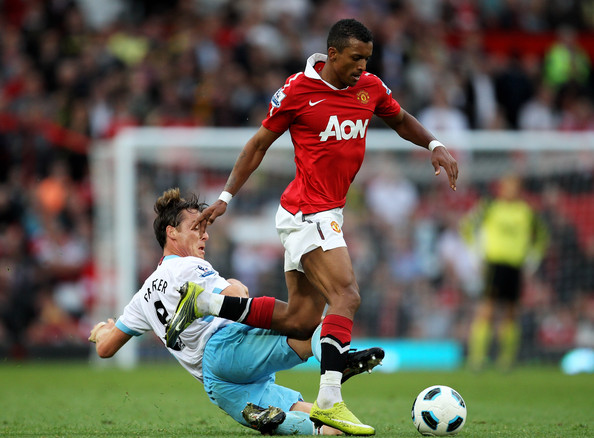 Nani should be FWA Player of the Year 2011