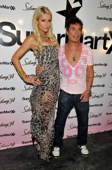 Paris Hilton Presents 'Supermartxe' in Ibiza