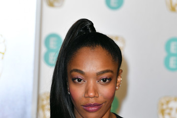 Naomi Ackie EE British Academy Film Awards - Red Carpet Arrivals