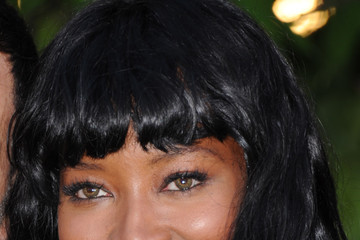 Naomi Campbell Arrivals at the Serpentine Gallery Summer Party