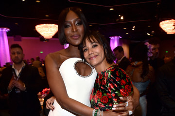 """Naomi Campbell Pre-GRAMMY Gala and GRAMMY Salute to Industry Icons Honoring Sean """"Diddy"""" Combs - Inside"""