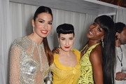 Dita Von Teese Elisabetta Gregoraci Photos - 2 of 3 Photo