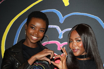 Naomi Campbell Diesel Partners With Supermodel Naomi Campbell And Her Charity Fashion For Relief To Create CHILD AT HEART