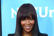 Naomi Campbell Speaks Out About Her Attack, Sort Of...