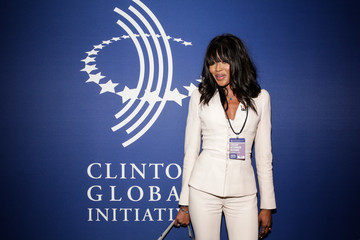 Naomi Campbell Clinton Global Initiative 2015 Annual Meeting - Day 4