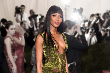 Naomi Campbell 'China: Through The Looking Glass' Costume Institute Benefit Gala - Fashion Focus
