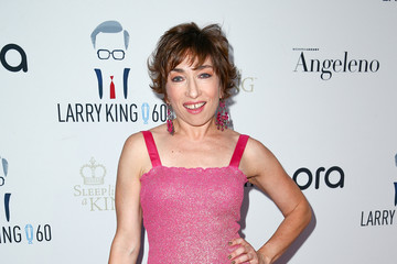 Naomi Grossman Larry King's 60th Broadcasting Anniversary Event - Arrivals