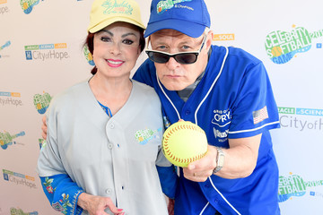 Naomi Judd 28th Annual City Of Hope Celebrity Softball Game - Arrivals