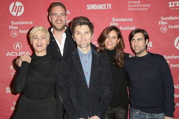 Naomi Scott 'The Overnight' Premieres at Sundance