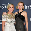 Naomi Watts 21st Annual Warner Bros. And InStyle Golden Globe After Party - Arrivals