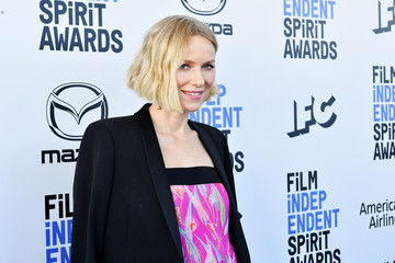Naomi Watts 2020 Film Independent Spirit Awards  - Red Carpet
