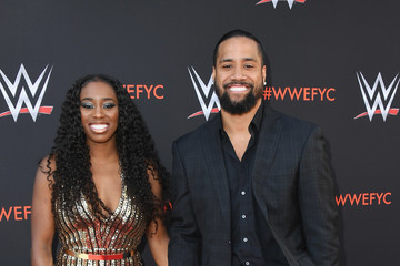 Naomi WWE's First-Ever Emmy 'For Your Consideration' Event